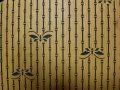 型染型紙 文様 竹と蝶